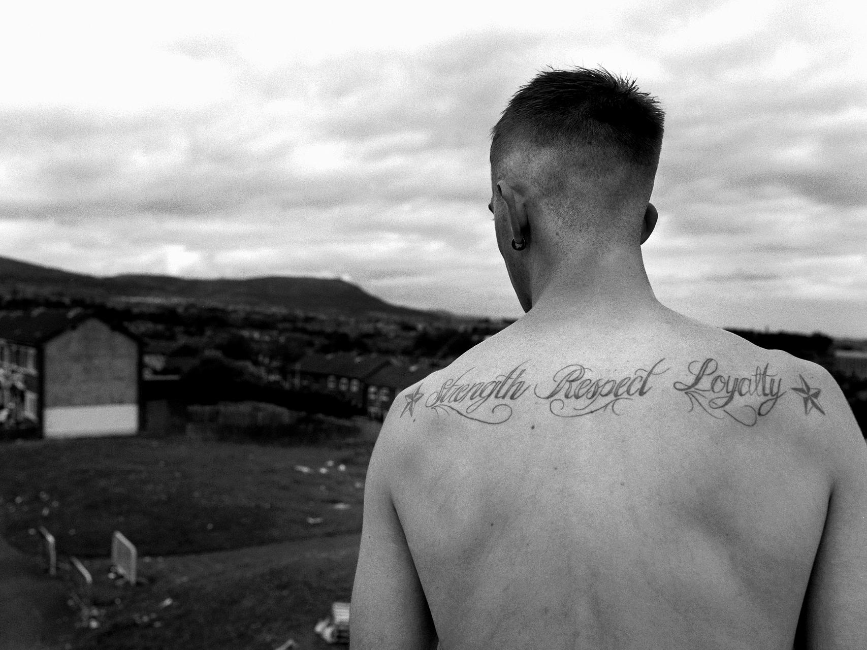 Toby Binder - Youth of Belfast – between Peace Agreement and Brexit - Felix Schoeller Photoaward