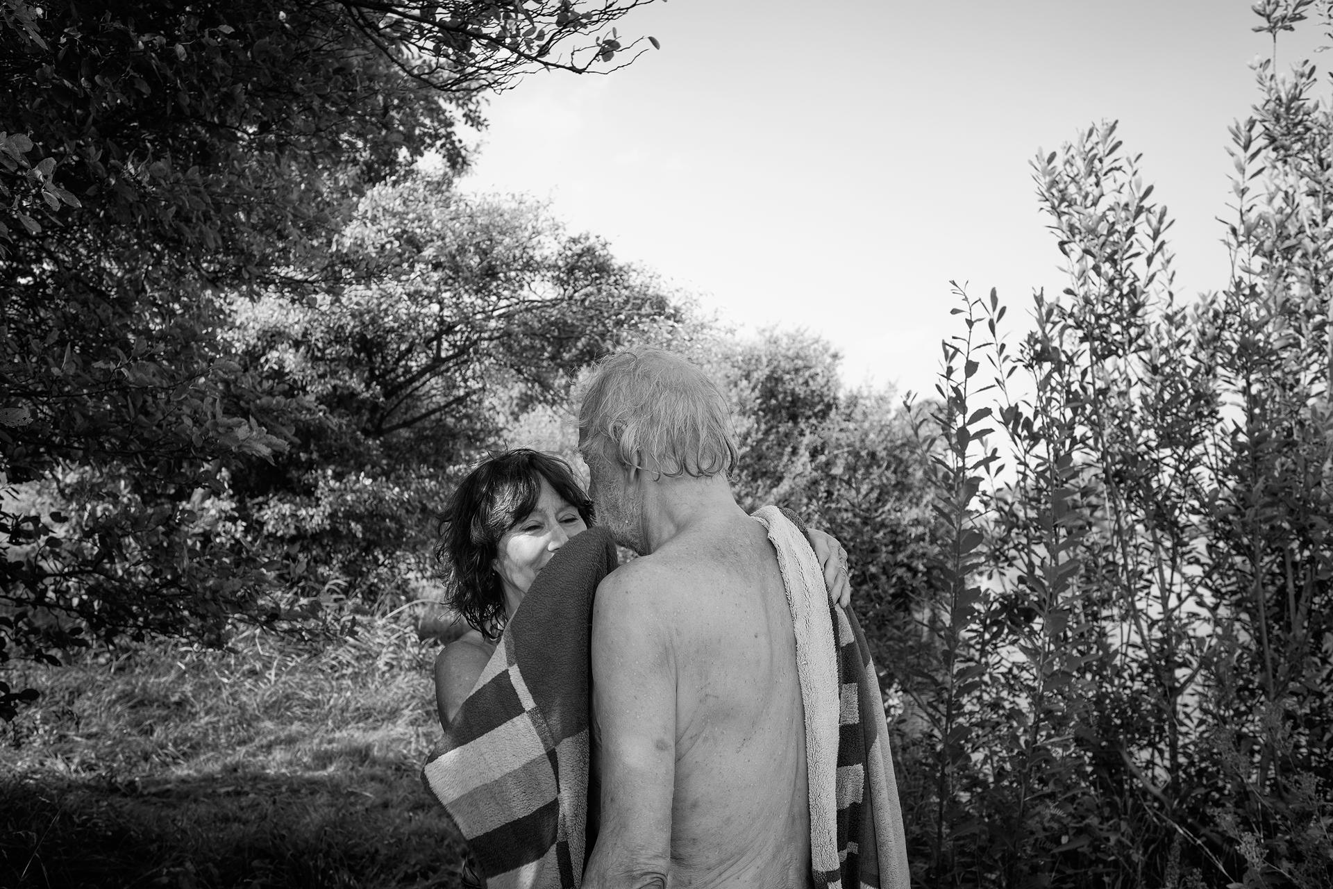 Mirja Maria Thiel - Portrait of an Artist as an Old Man - Felix Schoeller Photoaward