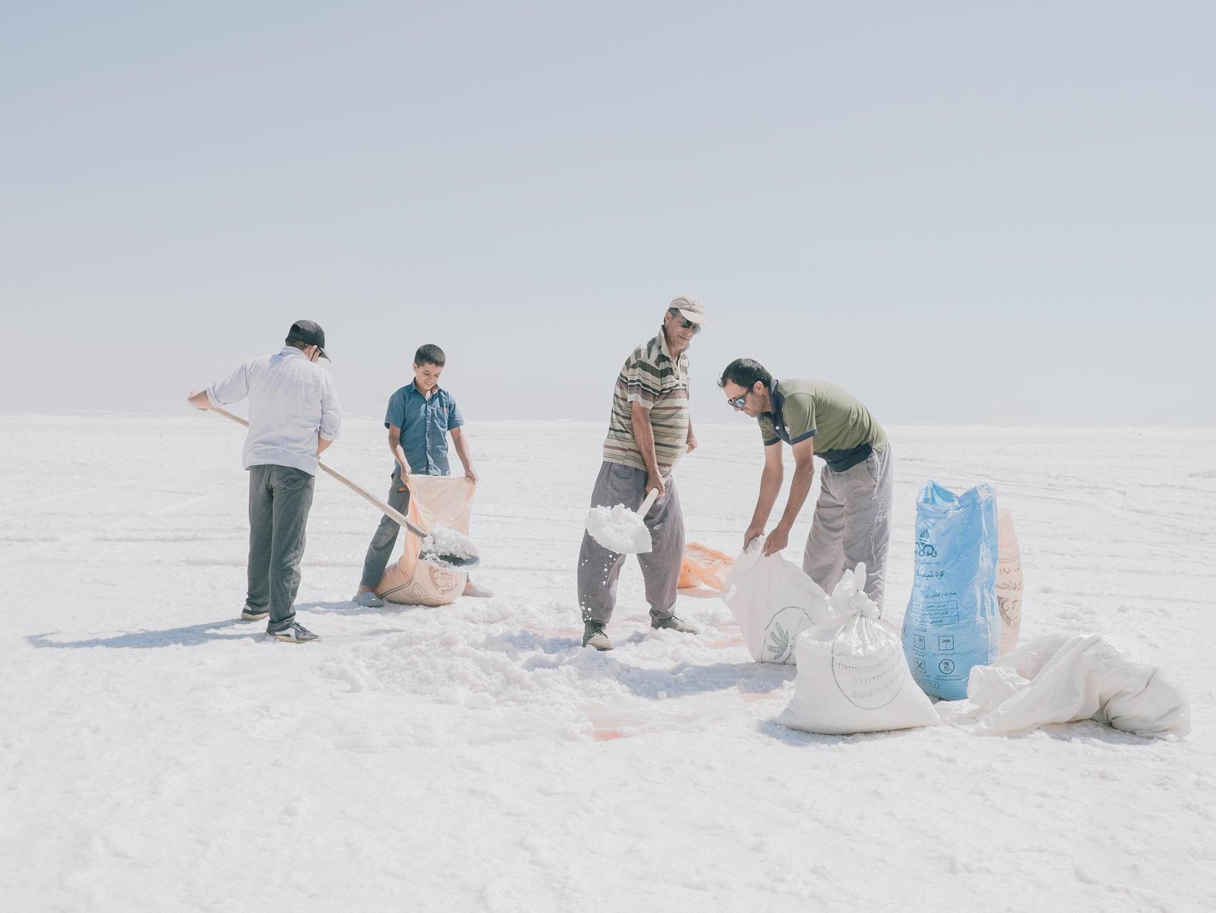 Maximilian Mann - Lake Urmia - Felix Schoeller Photoaward