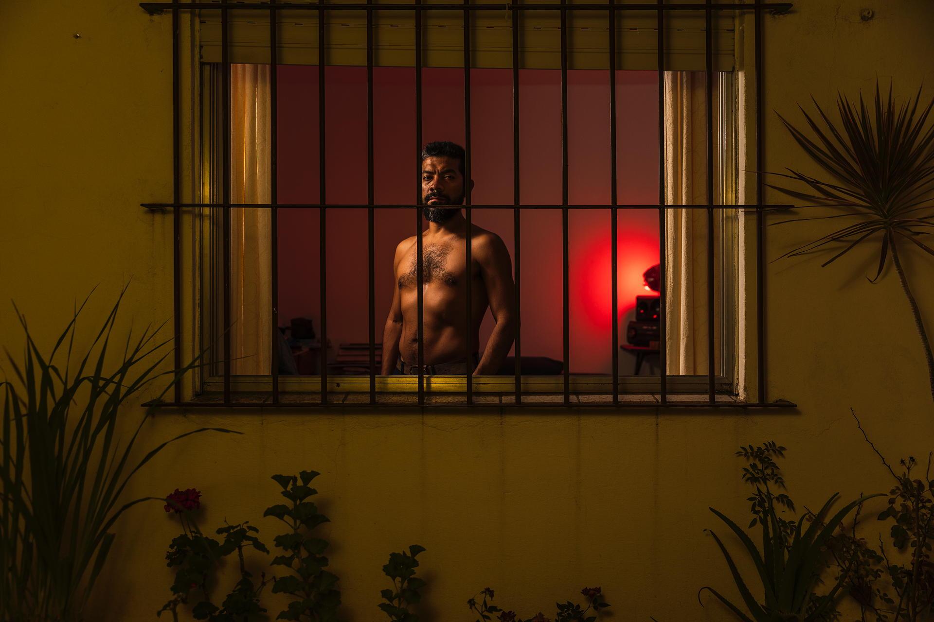 Carloman Macidiano Céspedes Riojas - Inmigracion Lgtb en Buenos Aires - Felix Schoeller Photoaward