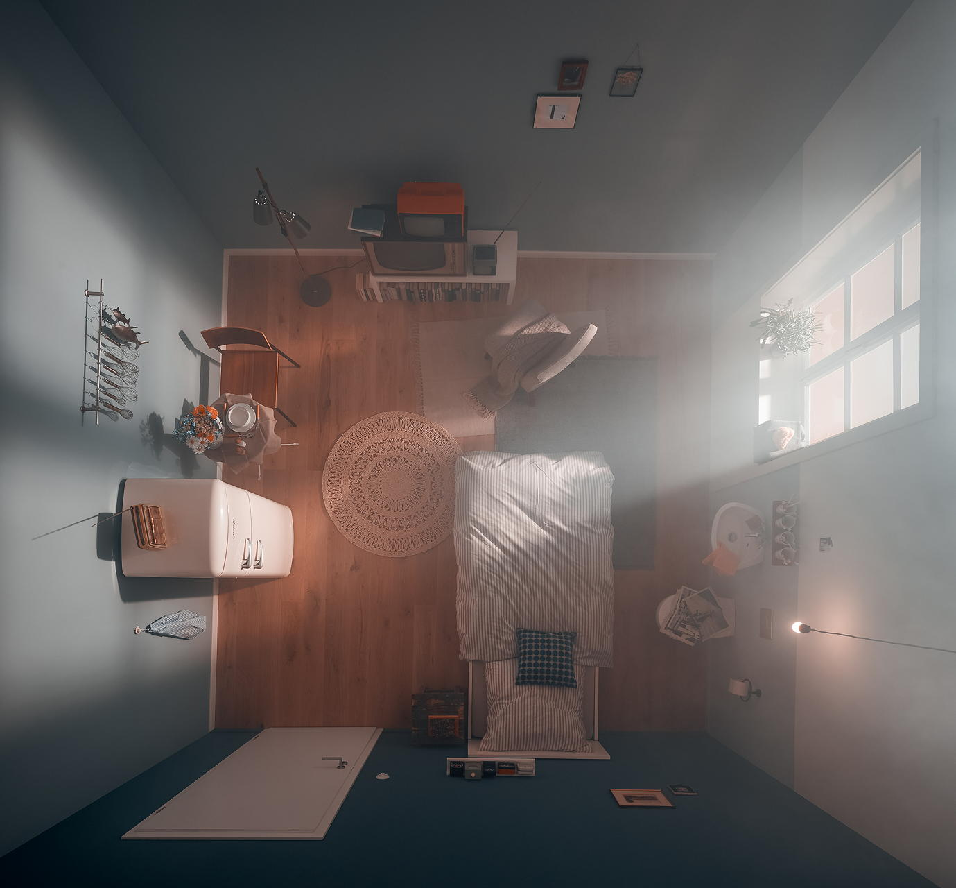 Timo Tomkel - Tiny Room - Felix Schoeller Photoaward