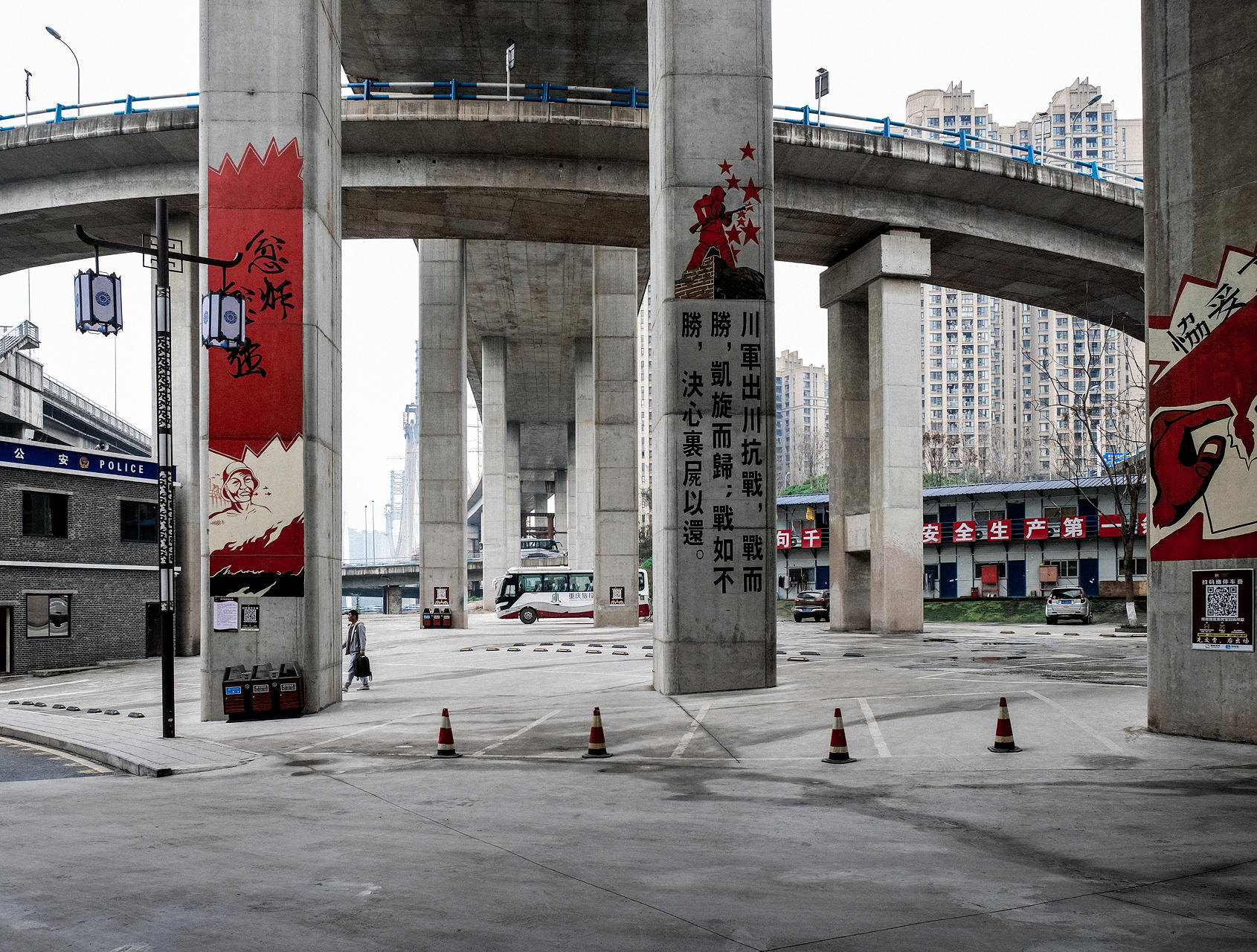 Fabian Muir - Megalopolis, or the Subversion of China's Landscapes - Felix Schoeller Photoaward