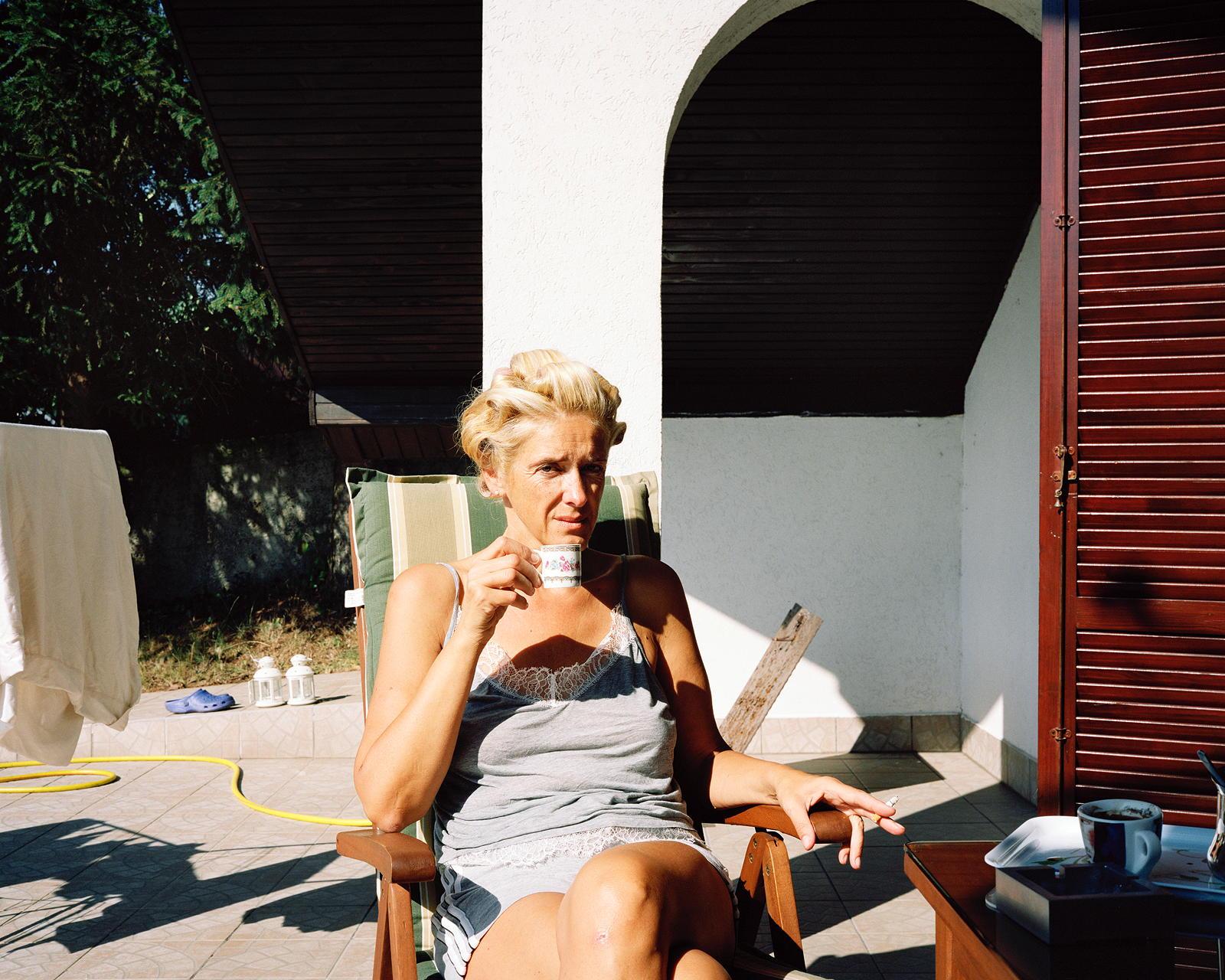 Vedad Divovic - Schöne Bilder Meiner Mutter - Felix Schoeller Photoaward