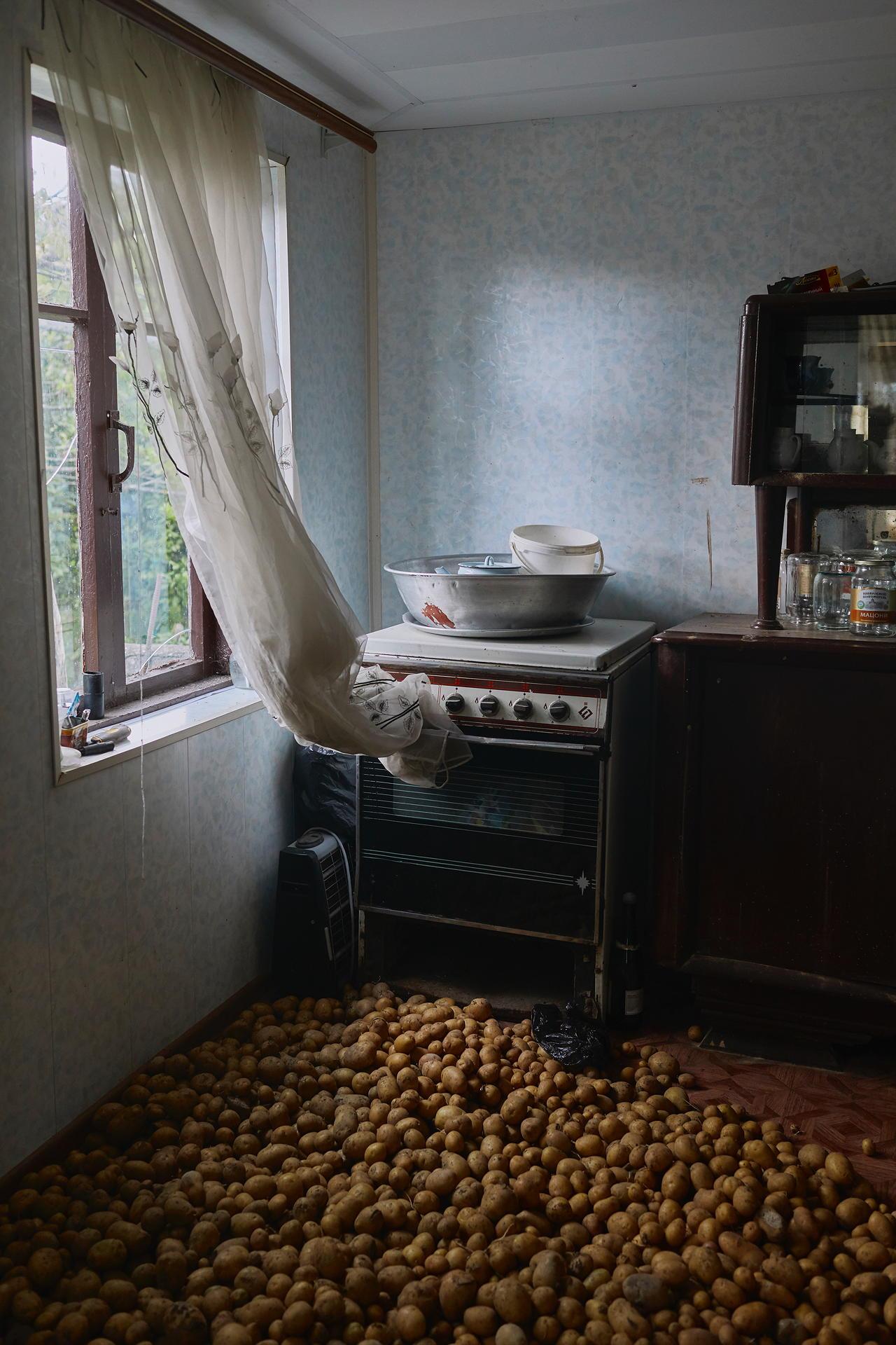 Ksenia Kuleshova - ABKHAZIA - Felix Schoeller Photoaward