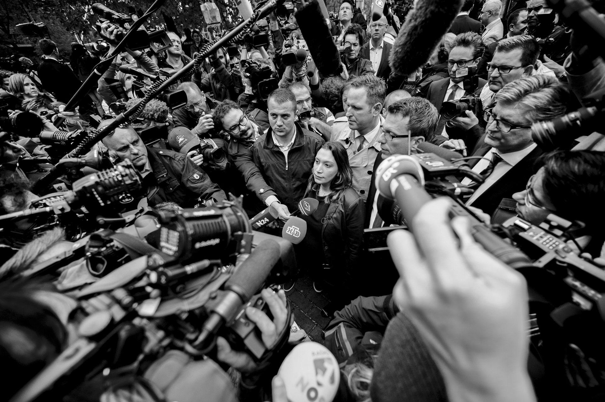 Sascha Fromm - 438 Days   - Felix Schoeller Photoaward