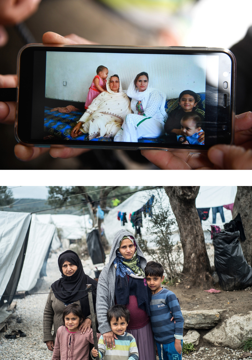 RetoKlar - Life between home and hell: Refugees in Camp Moria on Lesbos - Felix Schoeller Photoaward