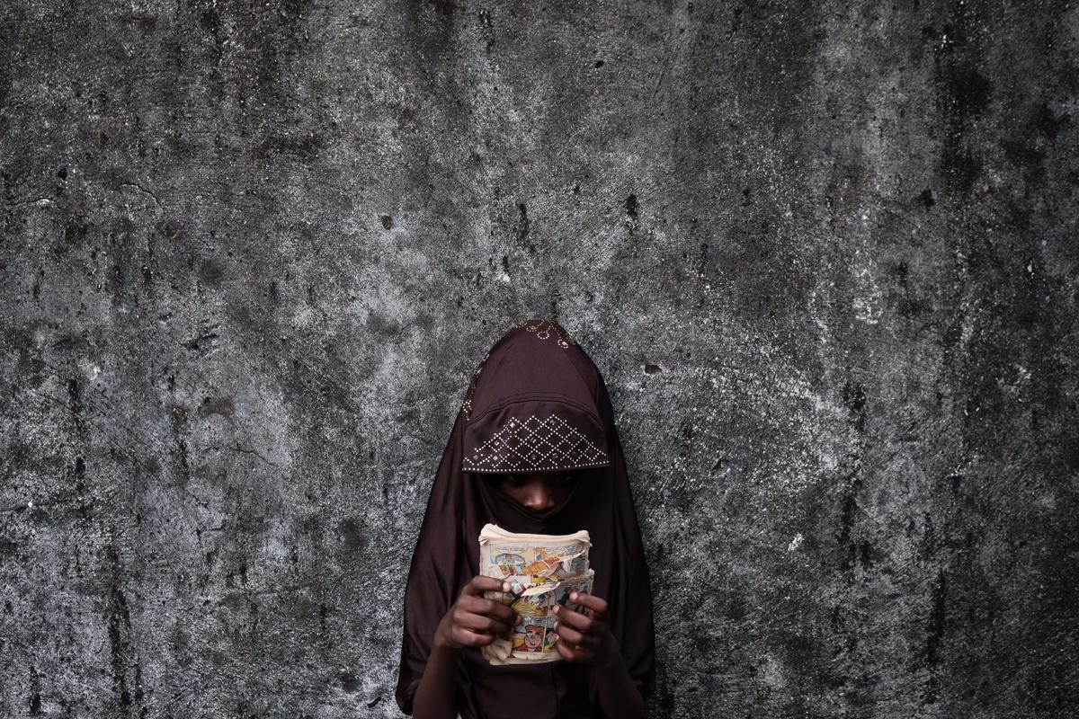 EmekeObanor - Heroes - Felix Schoeller Photoaward