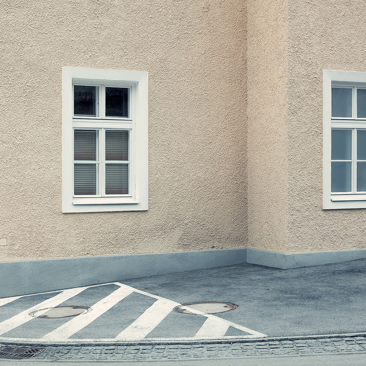 Peter Braunholz - Ecken (Corners) - Felix Schoeller Photoaward