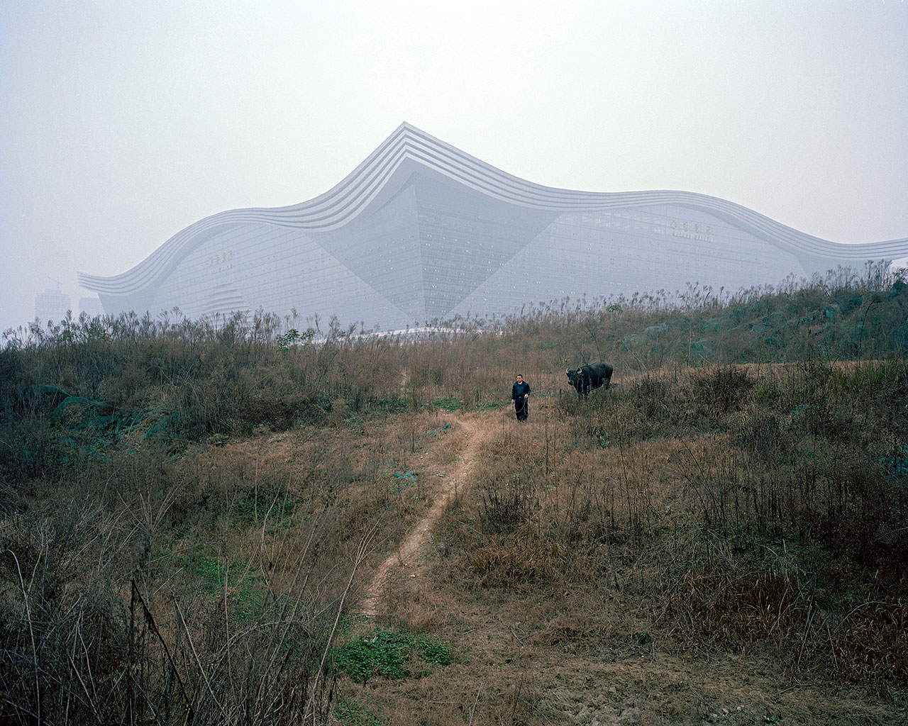 Julien Chatelin - China West - Felix Schoeller Photoaward