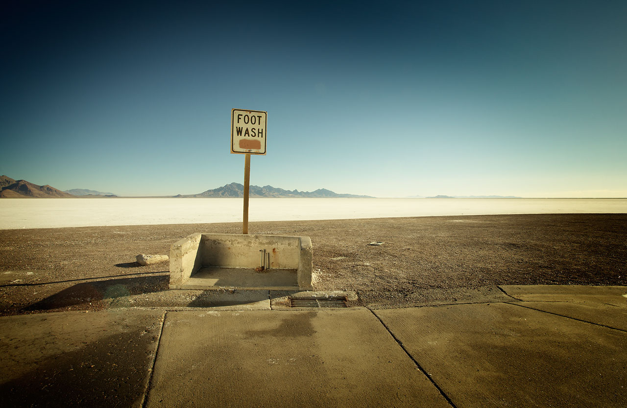 Jean-Claude Winkler - The salt Flats - Felix Schoeller Photoaward