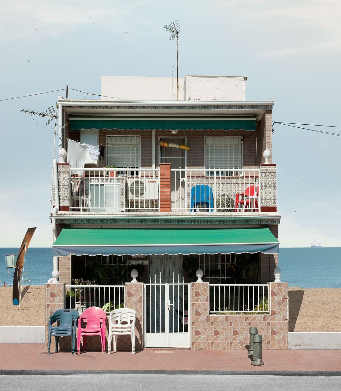 Katharina Fitz - Malaga - paracosmic houses - Felix Schoeller Photoaward