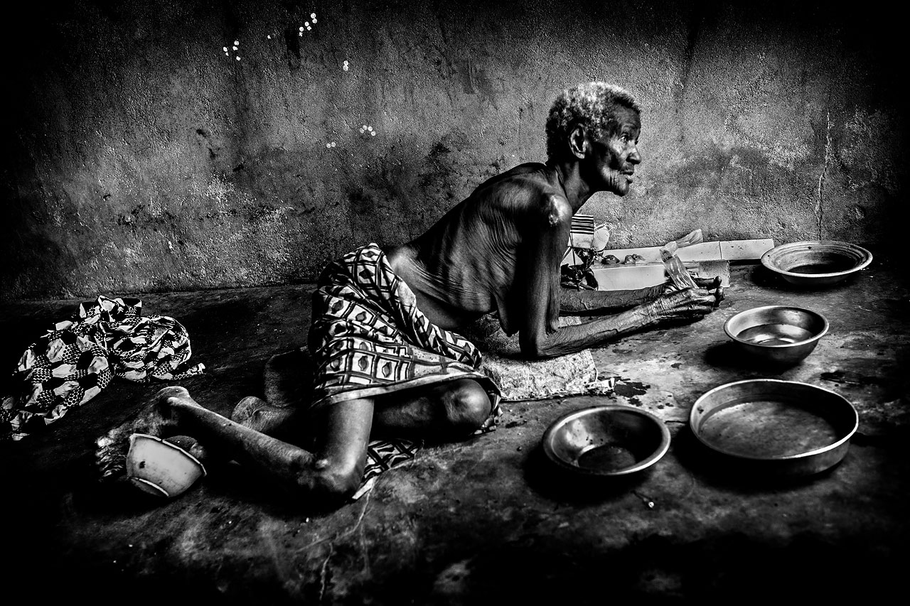 Antonio Aragon Renuncio - Sorcière. The Soul Eaters - Felix Schoeller Photoaward