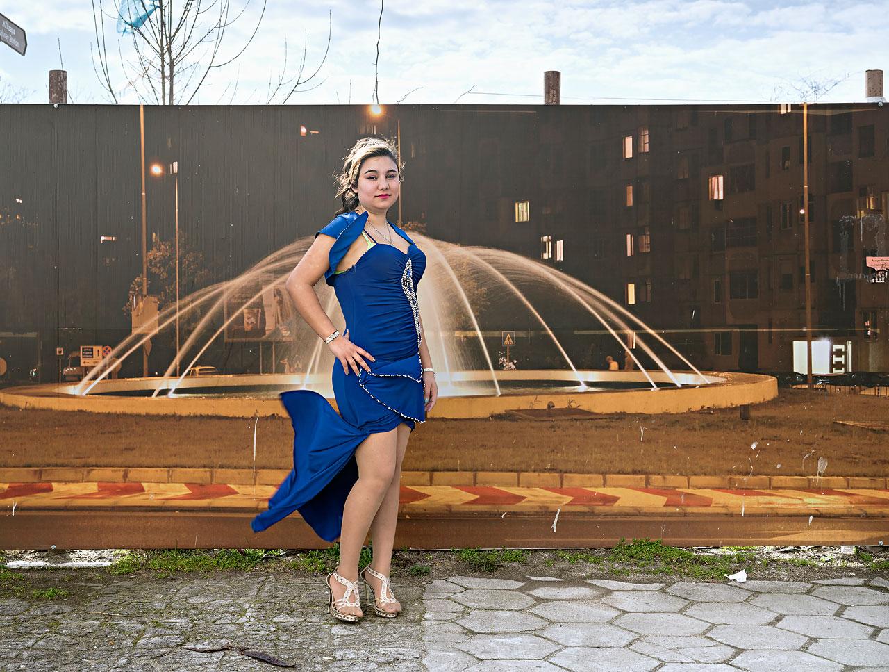 Pepa Hristova - The Bartered Bride - Felix Schoeller Photoaward