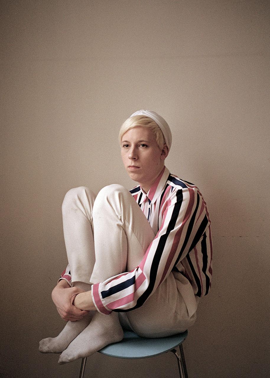 Laerke Posselt - Gender Benders - Felix Schoeller Photoaward