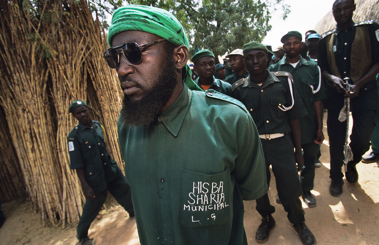 Nigel Dickinson - Living under Islamic Sharia in Kano Nigeria - Felix Schoeller Photoaward