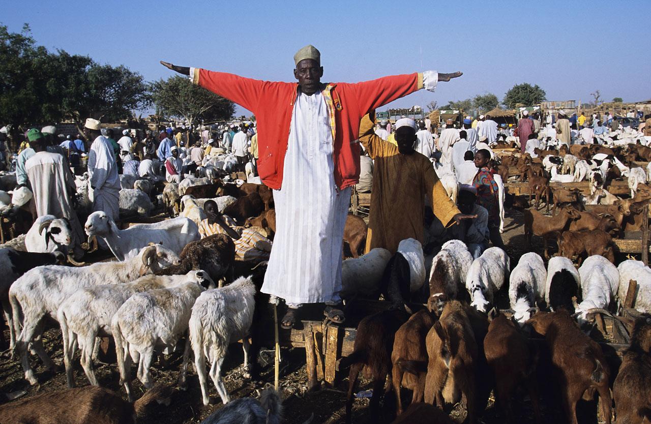 Nigel Dickinson - Living under Islamic Sharia in Kano Nigeria - Felix Schoeller Photoaward