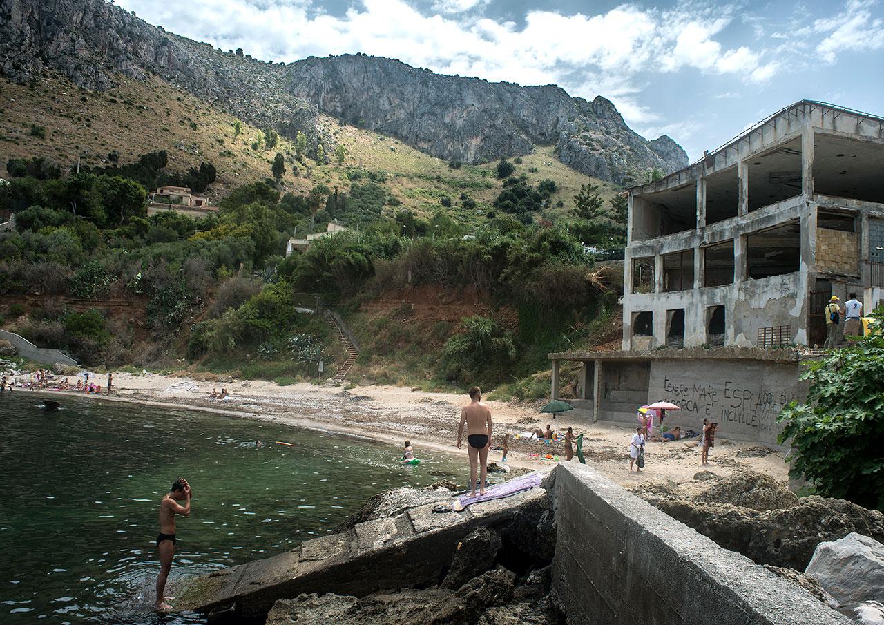 Marco Valle - Mare Mostrum - Felix Schoeller Photoaward
