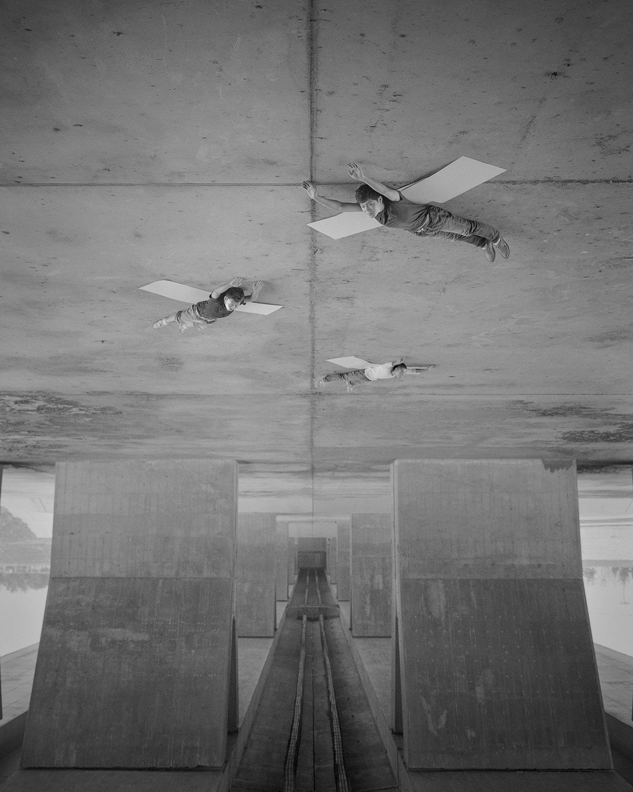 Gao Peng & Mei Qiong - Illusions - Felix Schoeller Photoaward