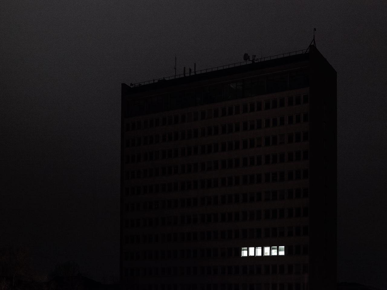 Christof Pluemacher - Urban Darkness - Felix Schoeller Photoaward