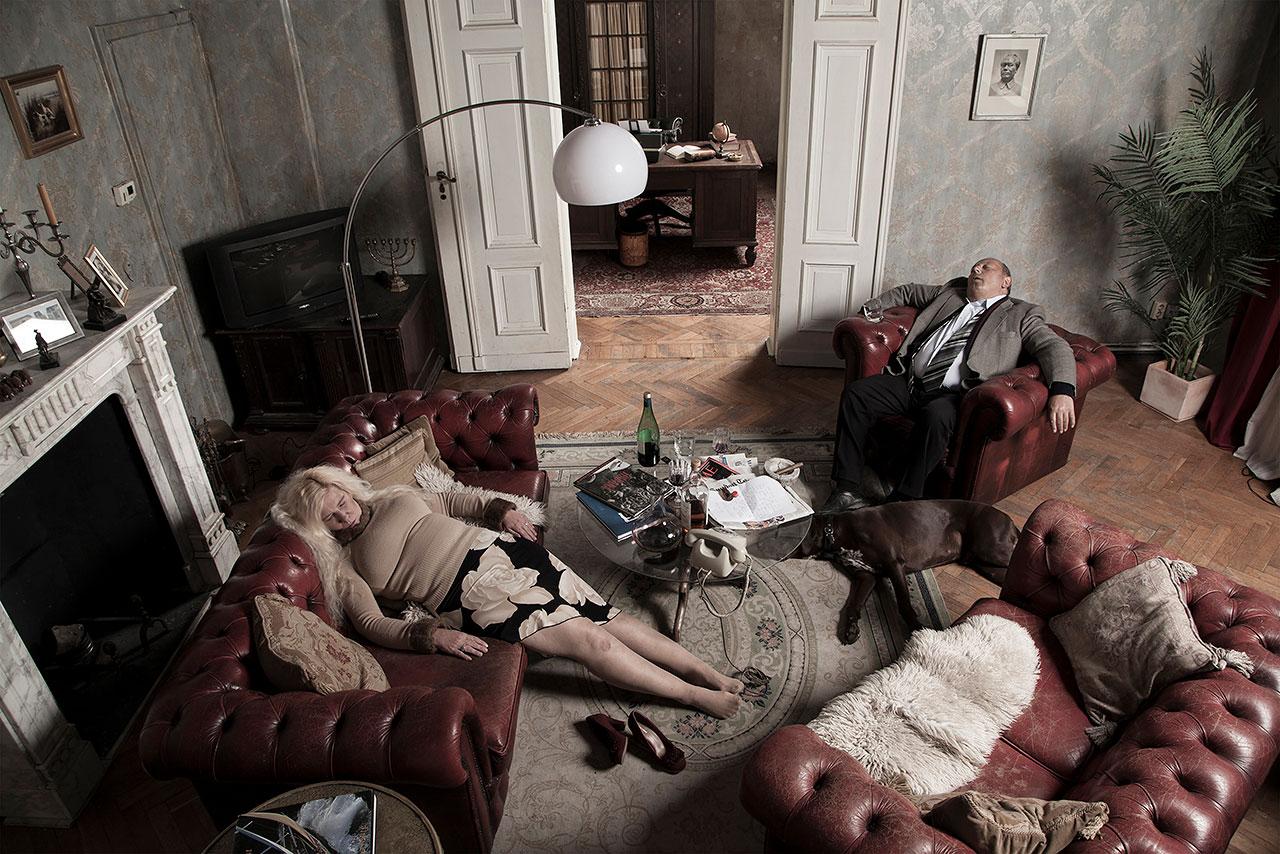 Claudia Reinhardt-Teljer - Tomb Of Love - Grabkammer der Liebe - Felix Schoeller Photoaward