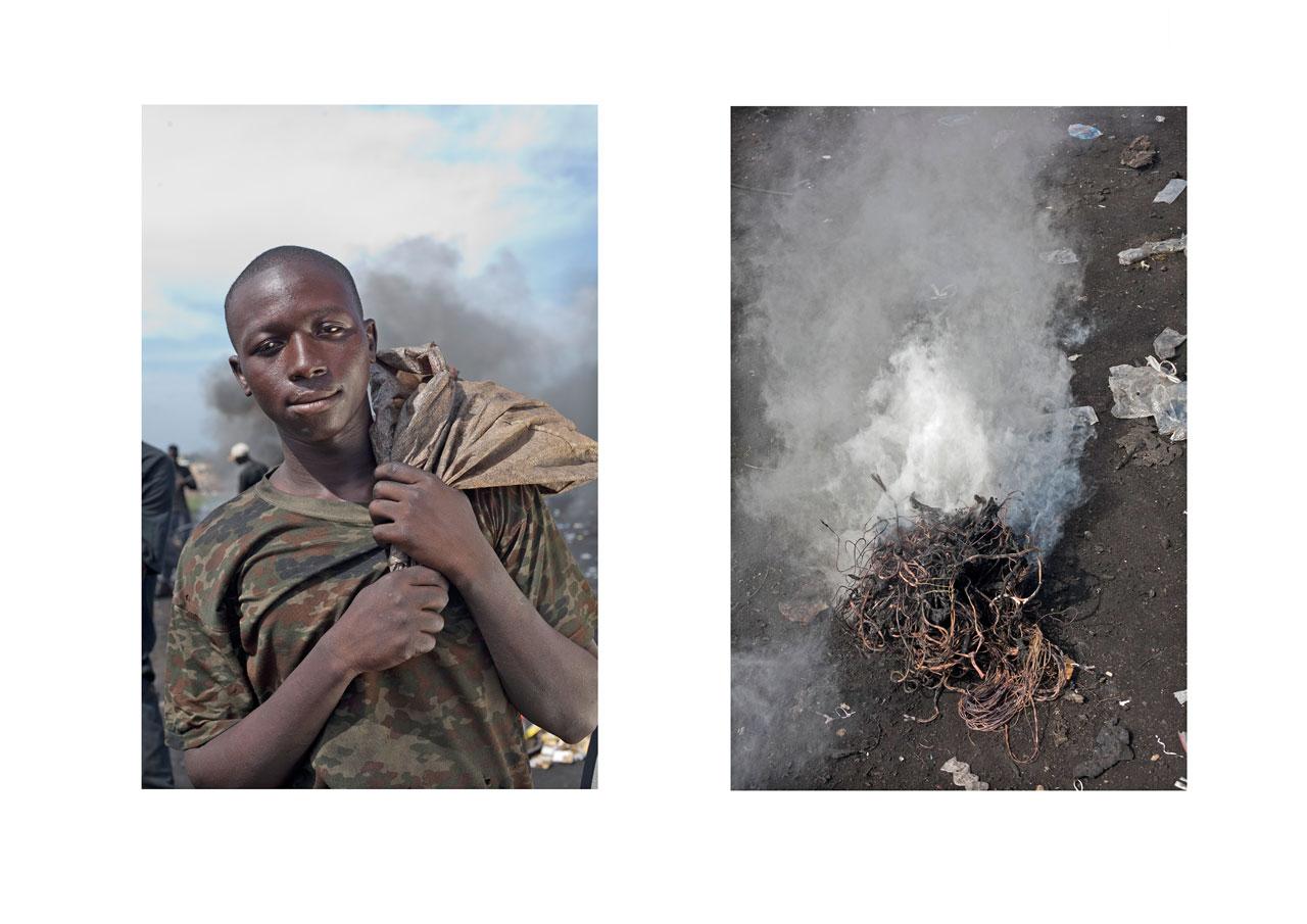 Vera Nowottny - Agbogbloshie - Felix Schoeller Photoaward