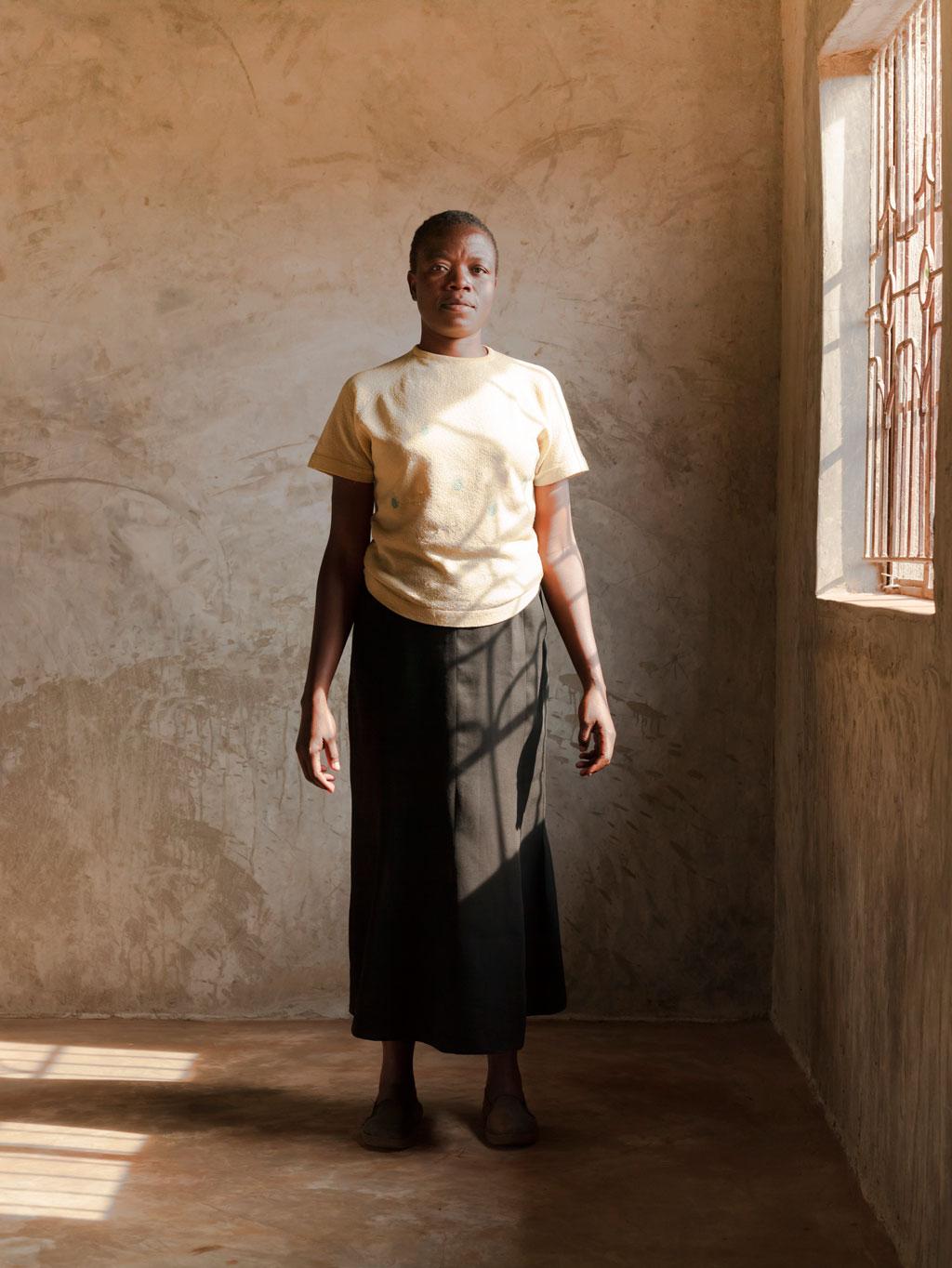 Eric Pawlitzky - Der Vorstand der Selbsthilfegruppe der AIDS-Witwen von Nyabondo - Felix Schoeller Photoaward